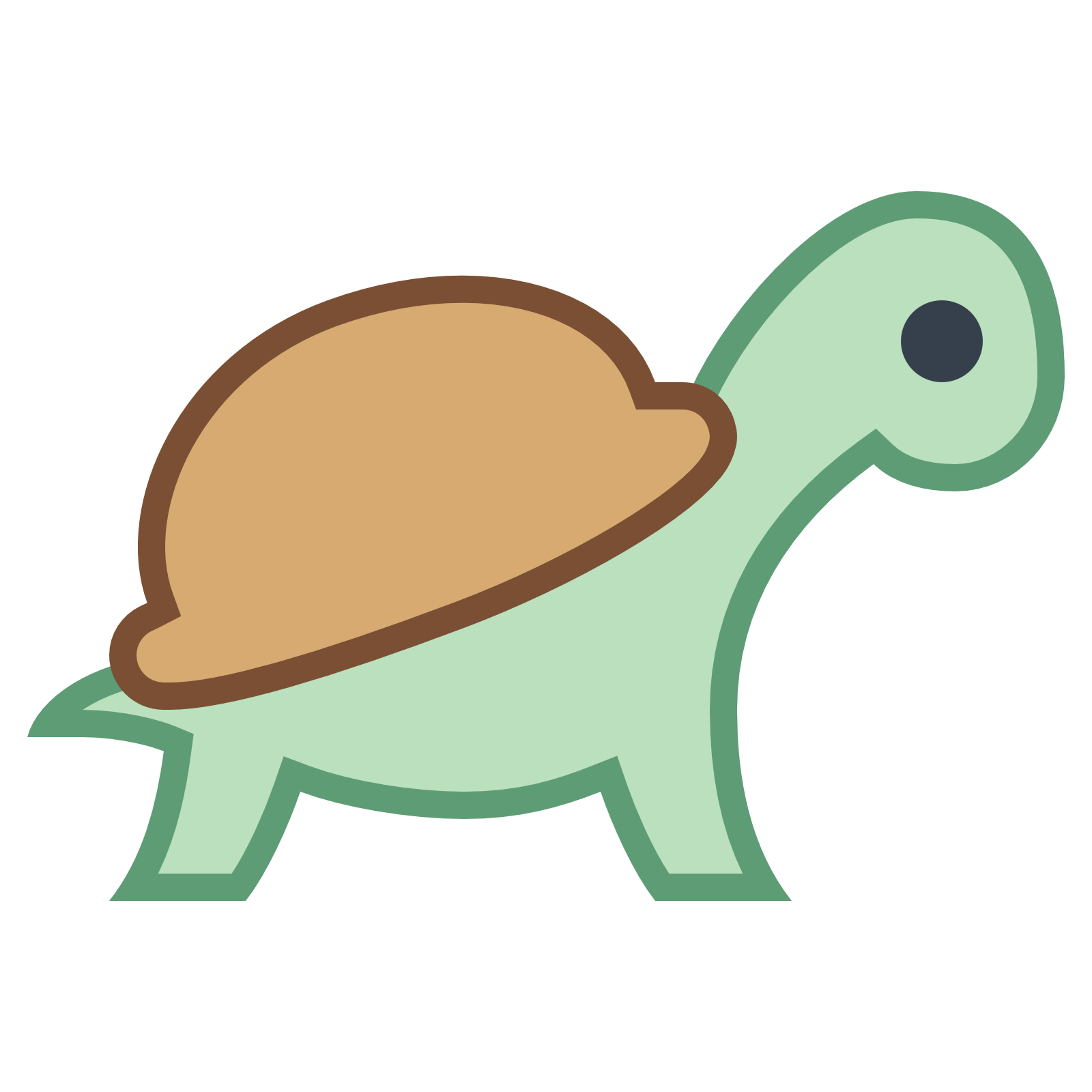 clip royalty free stock Body clipart turtle.  cartoon on tv