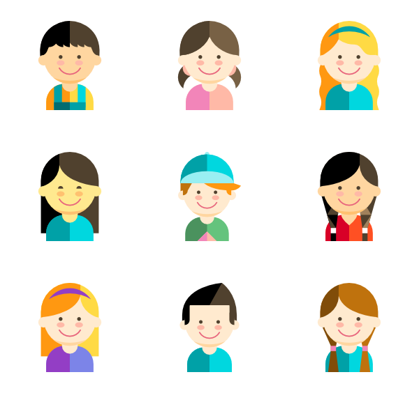 jpg library library Child Icons