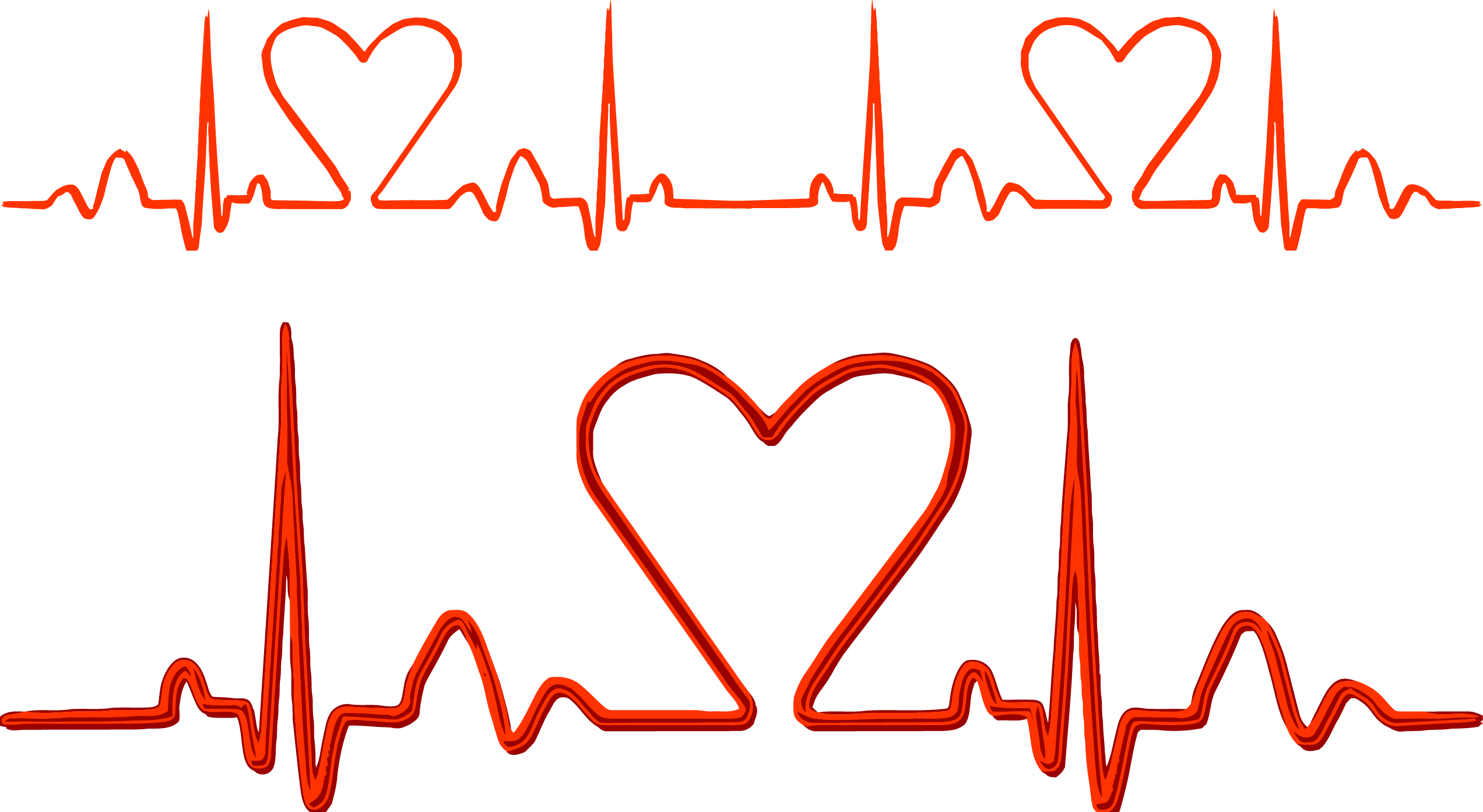 picture freeuse stock Pulse Electrocardiography Heart rate Line