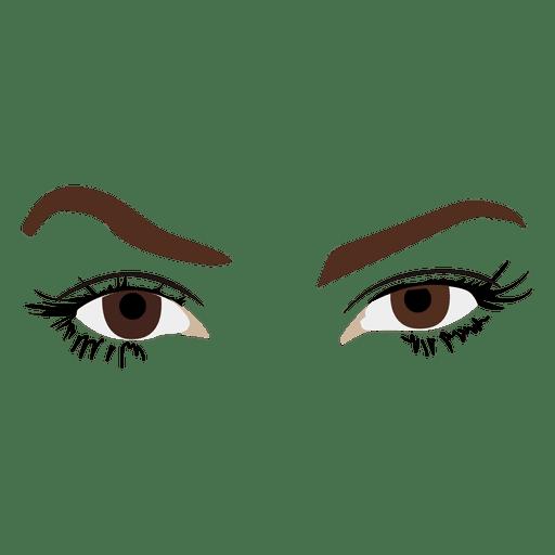 svg free library Blindfold drawing eye. Kids learning preschool transprent