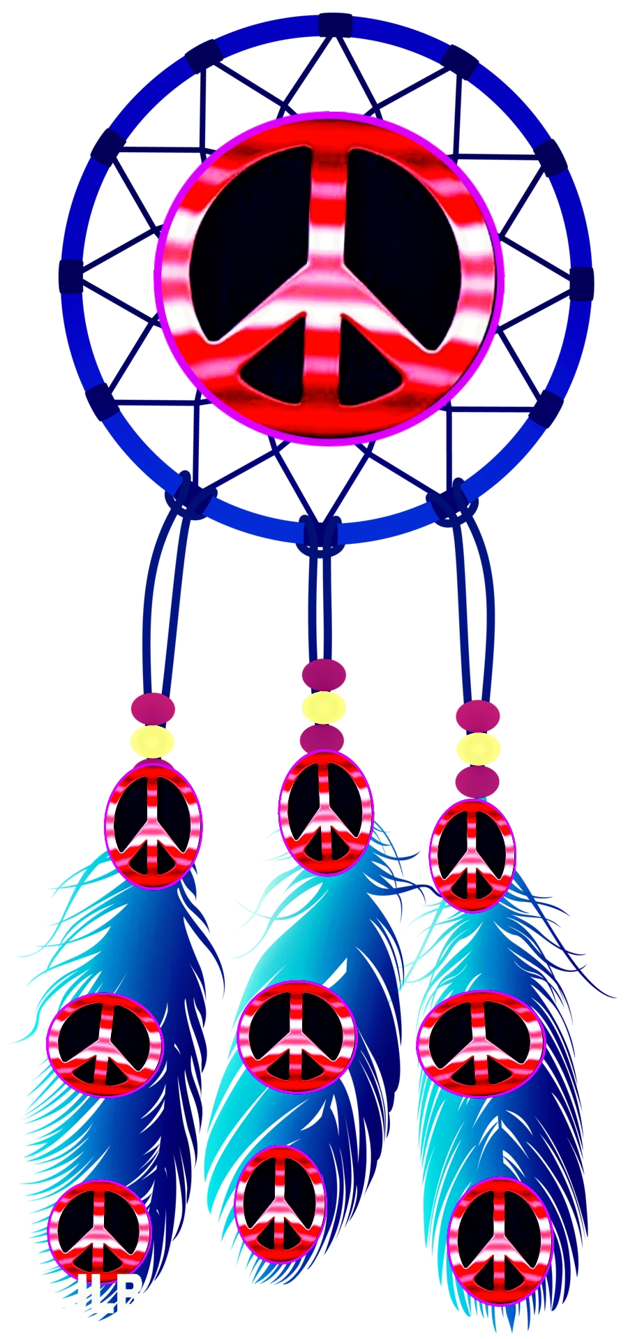 svg royalty free library Drawing mushroom hippie.  dreamcatcher jlb bo.