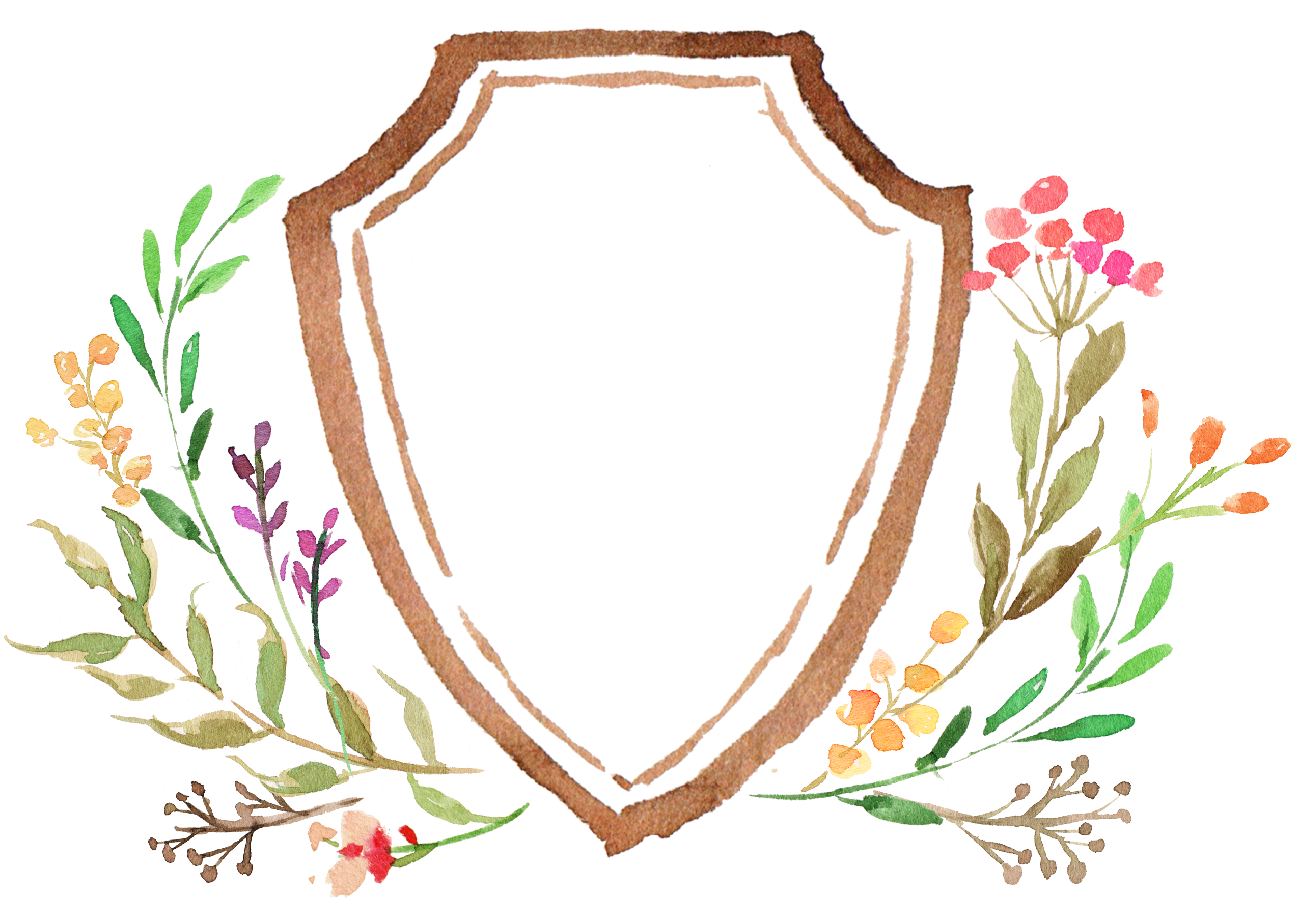 svg freeuse library Shield drawing at getdrawings. Boho clipart