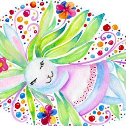 svg free stock Watercolor flowers clip art. Boho clipart boho background