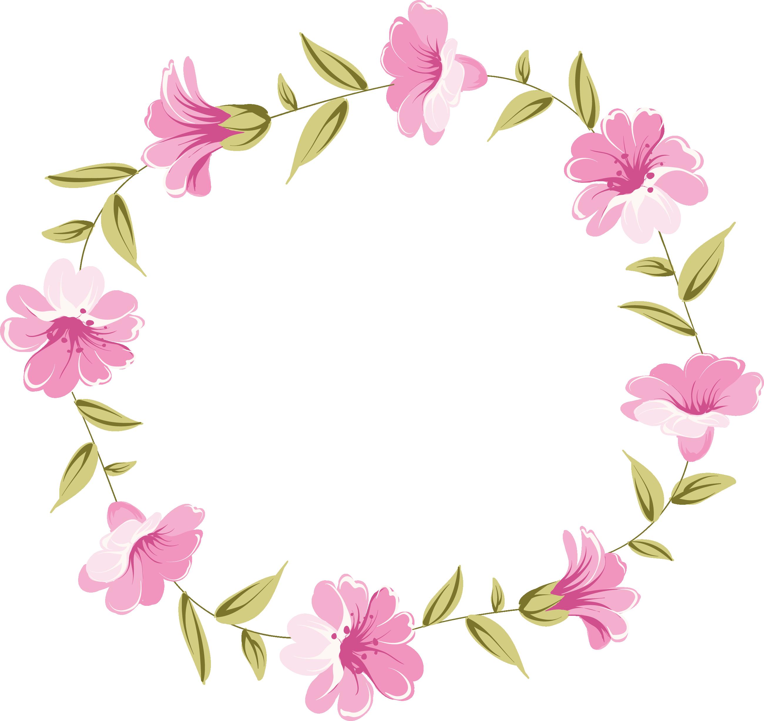 freeuse library Boho clipart boho background. Freedesignfile com floral frame