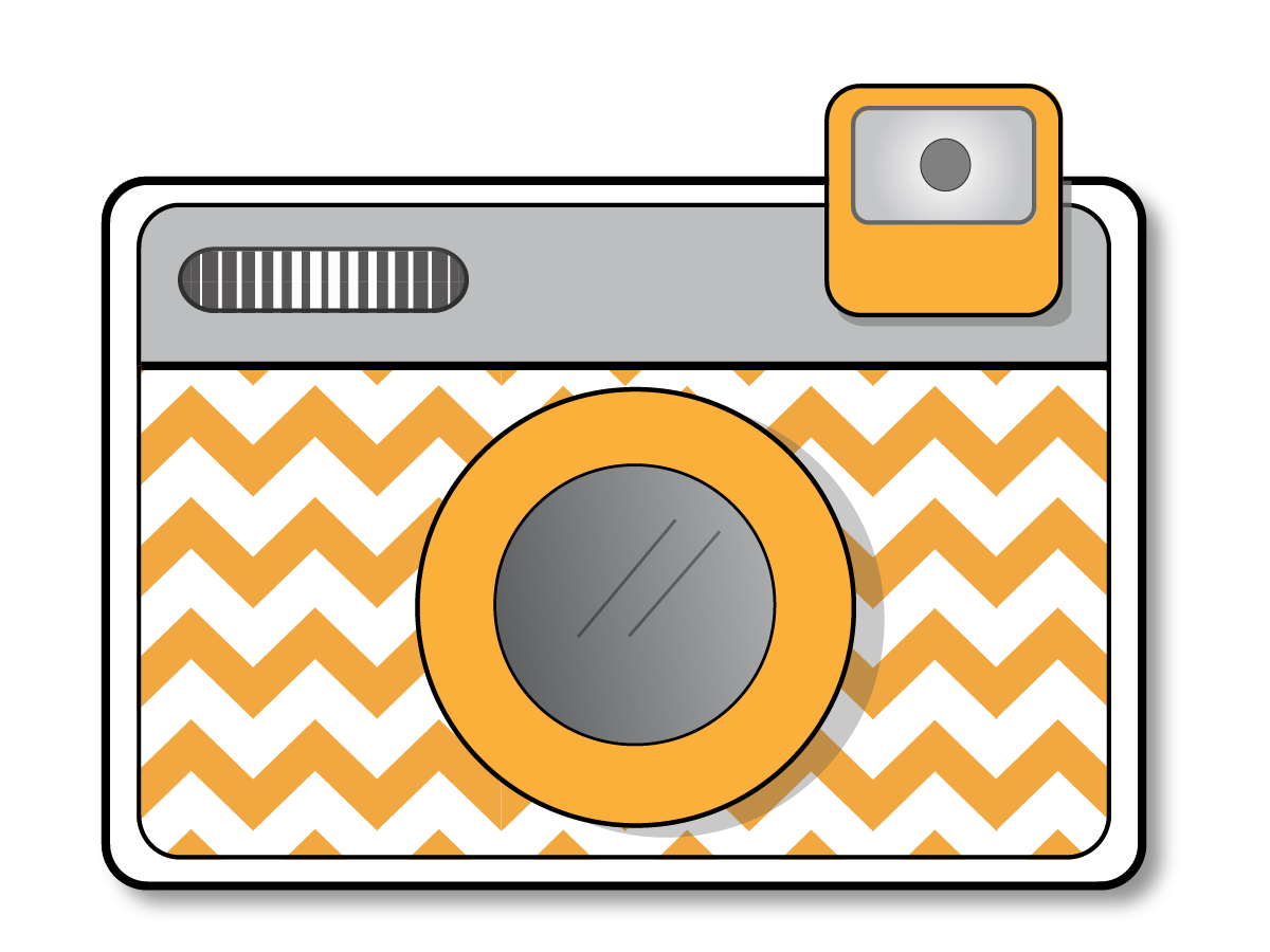 graphic royalty free stock  art. Boho clipart camera