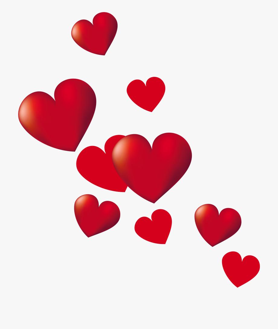 clip art download Transparent hearts png cliparts. Boho clipart valentine