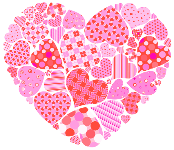 svg library stock Valentines day heart of. Boho clipart valentine