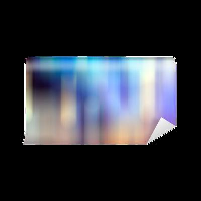 svg transparent download bokeh city lights blurred background effect Wall Mural