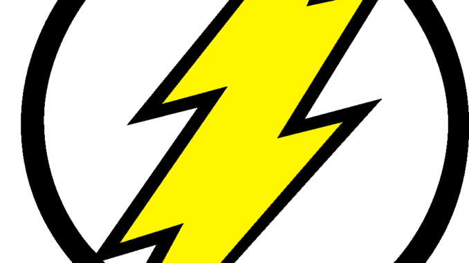 banner transparent library  lightning animated images. Bolt clipart cute