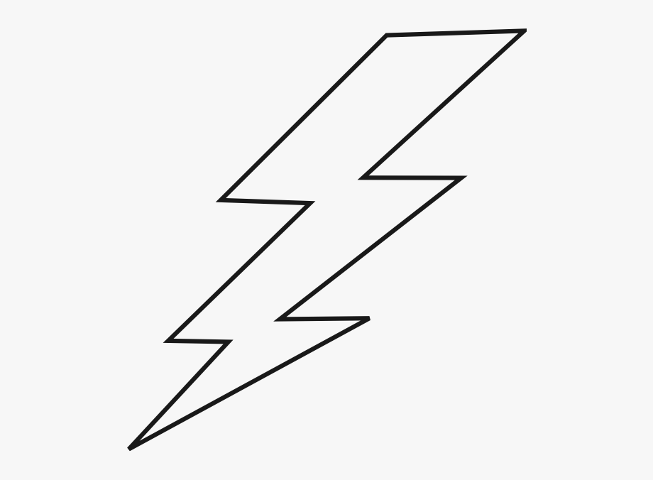 graphic royalty free Bolts drawing easy. Black lightning clipart bolt