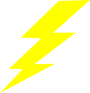 banner royalty free Lightning clipart line art. Storm bolt clip at.