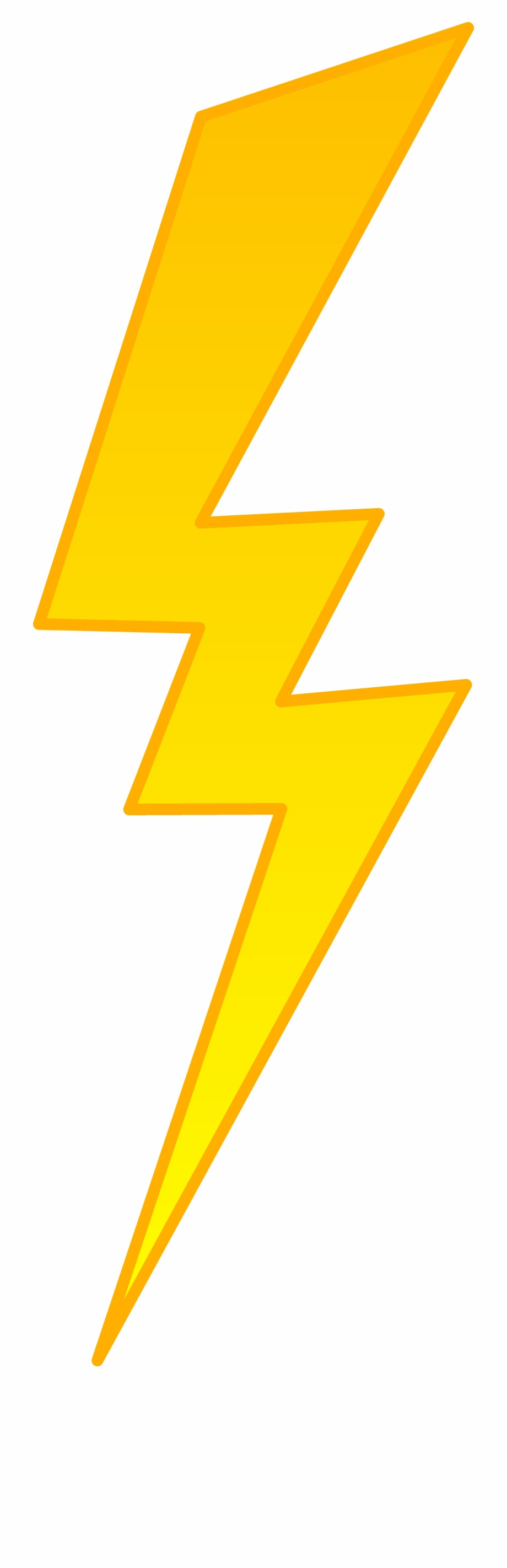 clipart royalty free stock Bolt clipart gold. Golden lightning symbol free