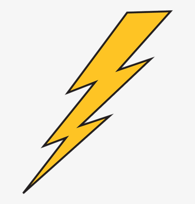 picture transparent library Bolt clipart gold. Nature lightning png free