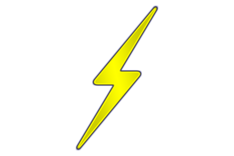 svg royalty free stock Bolt clipart lightning rod. Lighting democraciaejustica