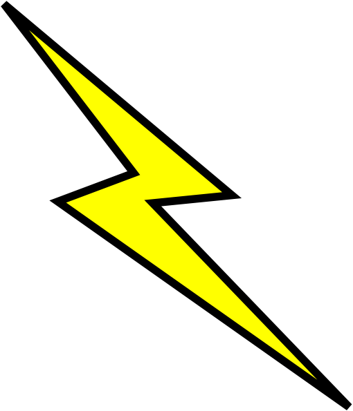 banner freeuse Png harry potter pinterest. Bolt clipart lightning rod