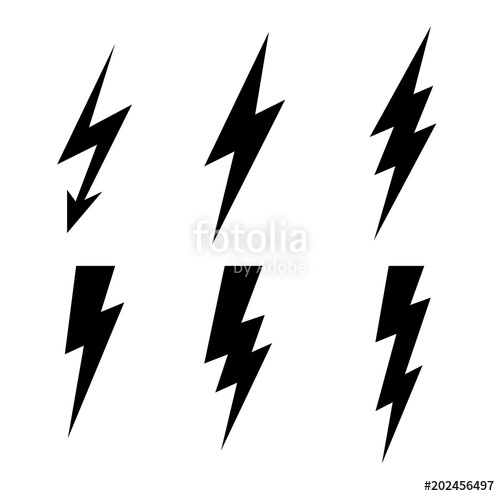 svg download Lightning thunderbolt icon flash. Bolt vector lighting