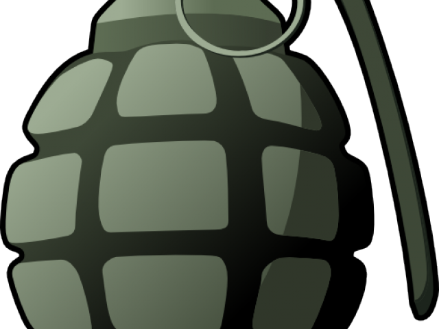 banner transparent library Bomb clipart granade. Grenade free on dumielauxepices