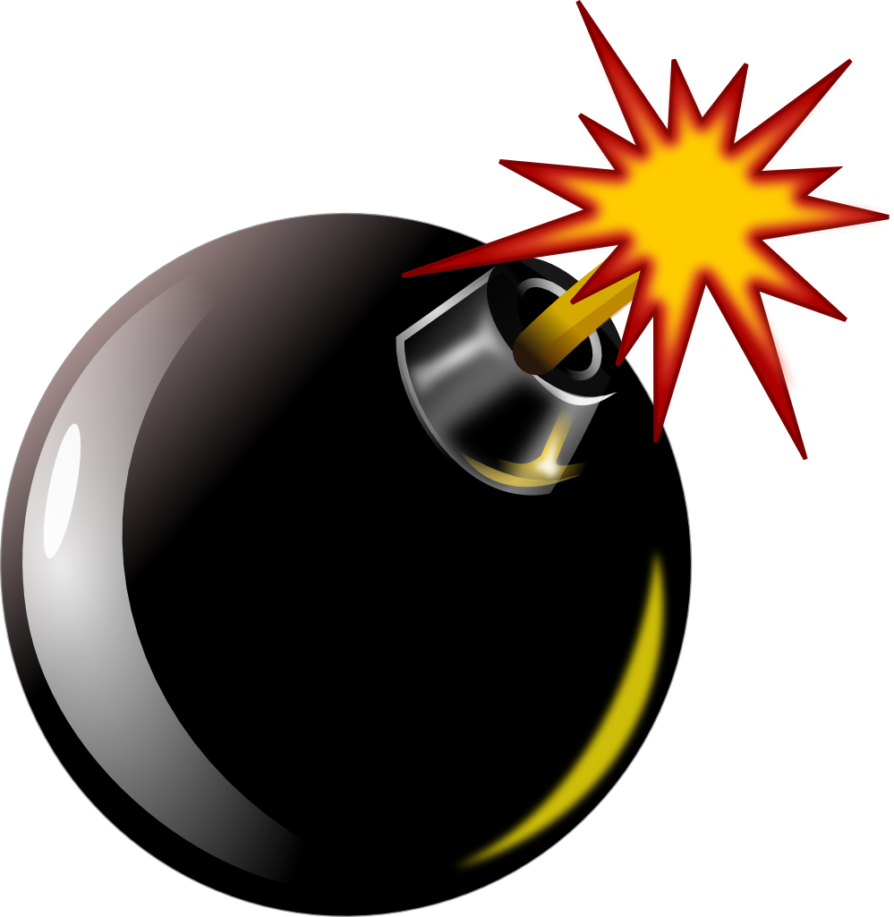 picture royalty free library Panda free images . Nuke clipart tnt bomb