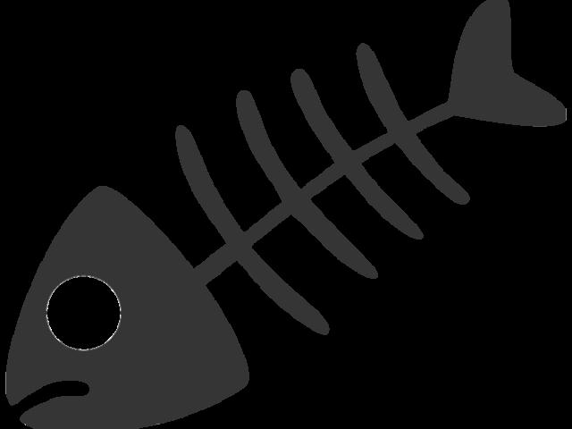 svg free Vector techflourish collections clipart. Bones transparent fish