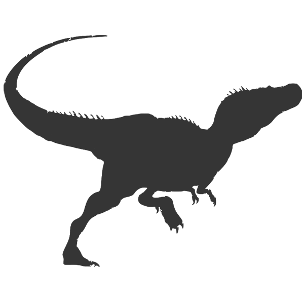 svg royalty free download  raptor bone for. Bones vector dinosaur
