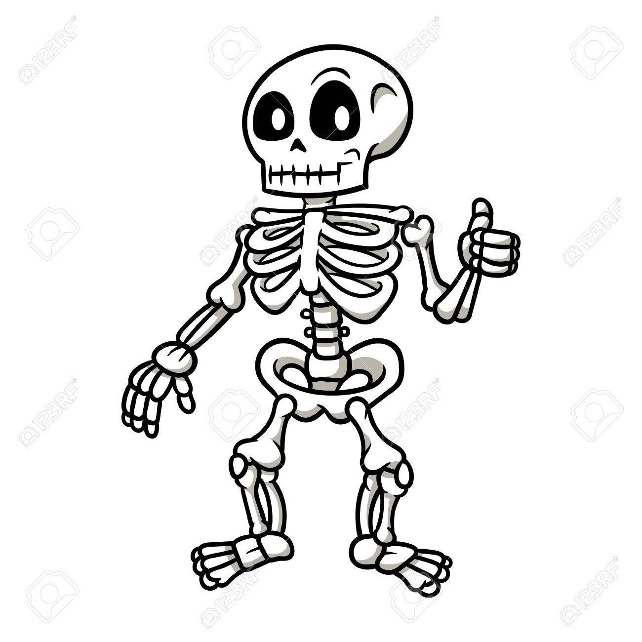 image black and white download Stock math in skeleton. Bones vector illustration