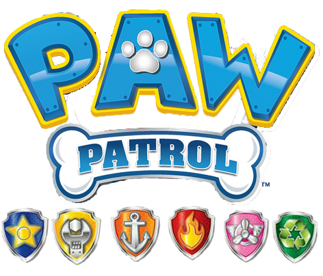 png royalty free library  png for free. Bones vector paw patrol