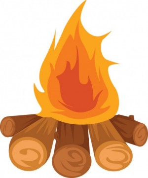 jpg freeuse download Bonfire clipart. Free cliparts download clip