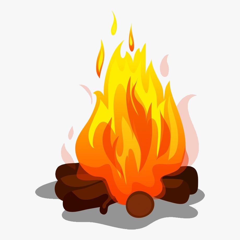 png black and white stock Png bon fire clip. Bonfire clipart.