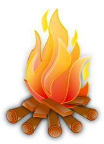 free download Bonfire clipart. Campfire clip art at