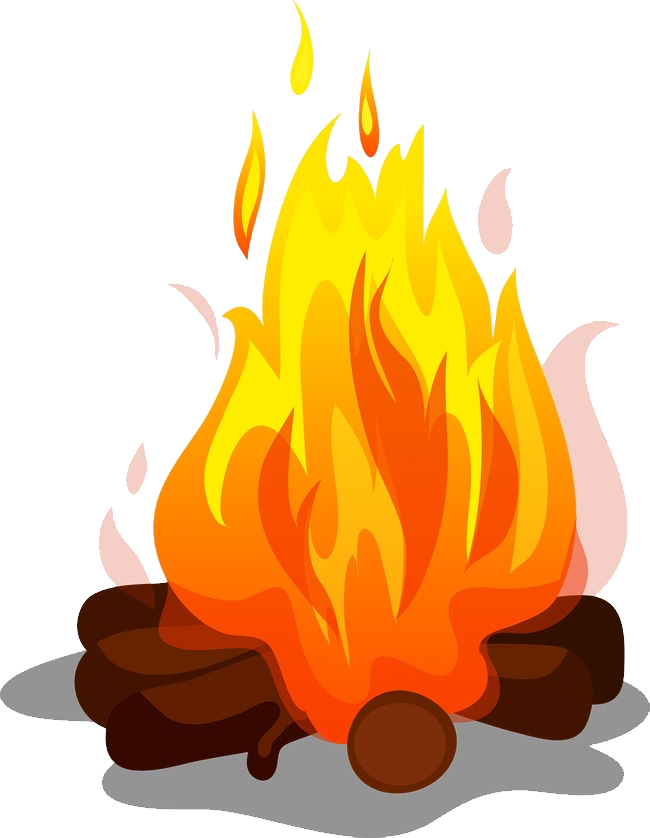 freeuse download Bonfire png image purepng. Campfire clipart