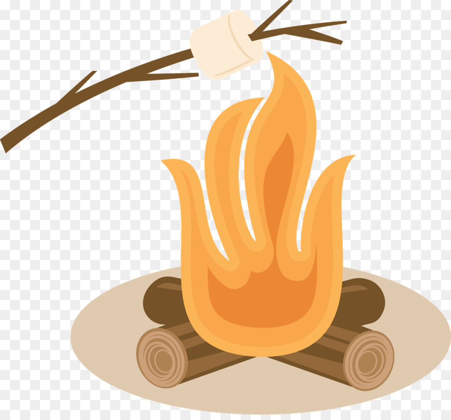 picture black and white Bonfire clipart clip art. S more toast marshmallow.
