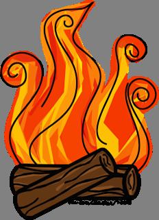svg stock Bonfire clipart clip art. Church free on dumielauxepices