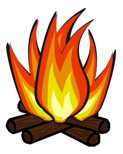 clip library download Download free png transparent. Out clipart campfire