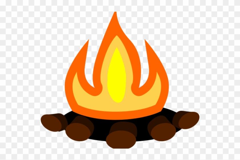 clip art royalty free library Campire png transparent . Bonfire clipart fire pit