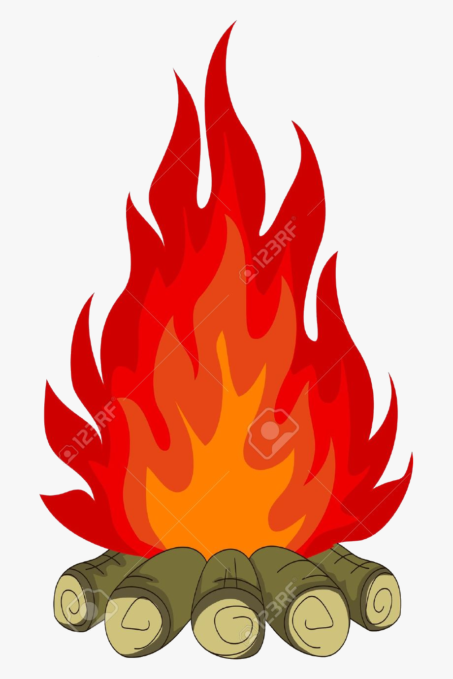 clipart freeuse library Bonfire clipart fire pit. Free best on transparent
