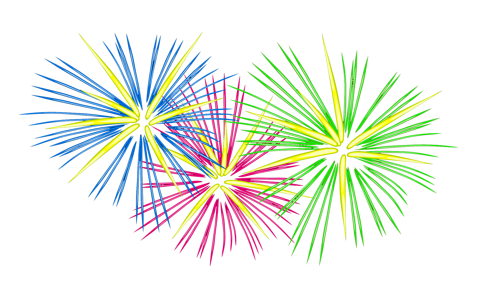 picture royalty free download Bonfire clipart firework. New year pencil and.