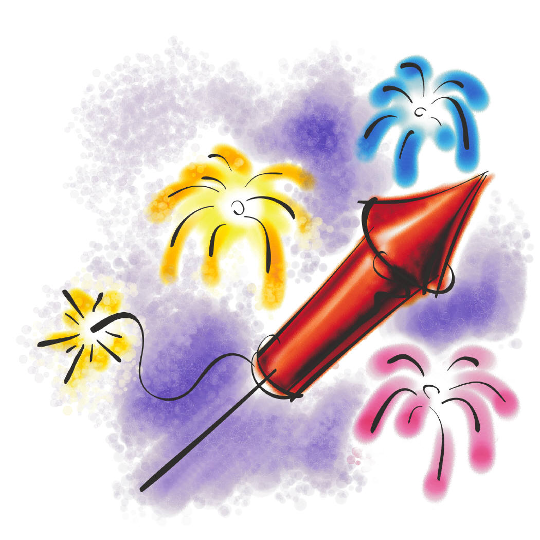 graphic library library Bonfire clipart firework. Transparent free