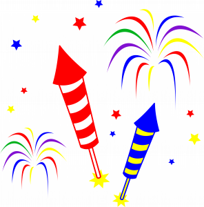 jpg royalty free download  st hemyock fireworks. Bonfire clipart firework