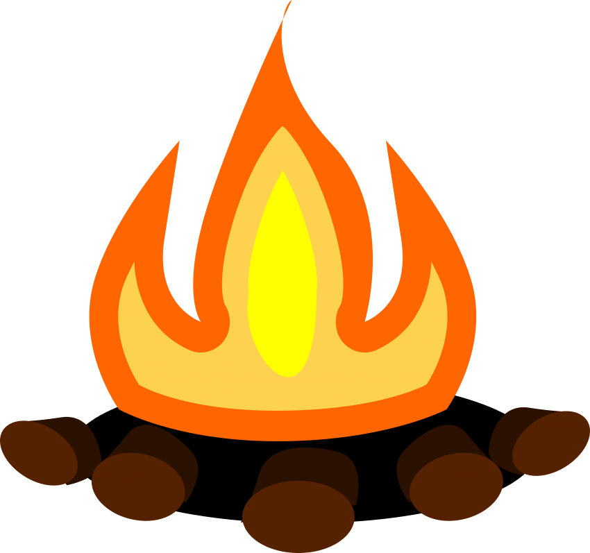 jpg royalty free Bonfire clipart free. Png images toppng transparent