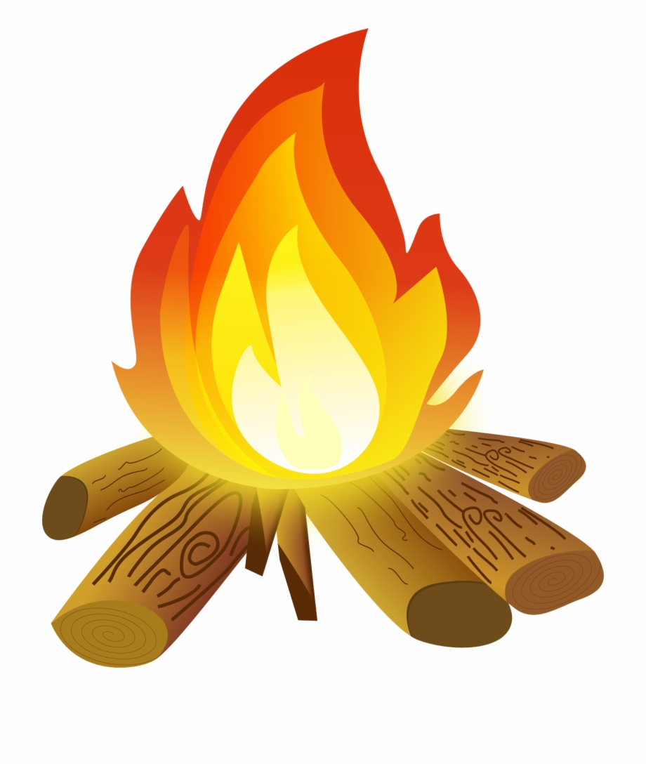 clipart royalty free library Fire flame png image. Bonfire clipart free
