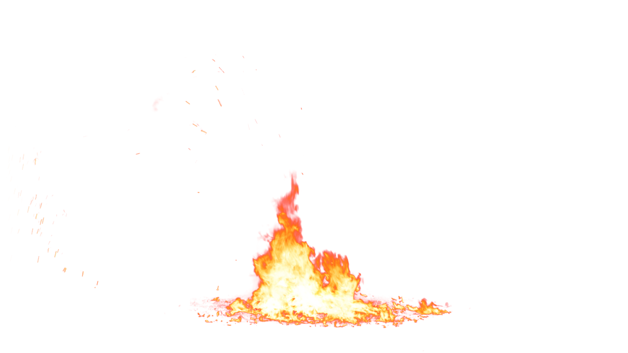 banner freeuse stock Fire PNG Images