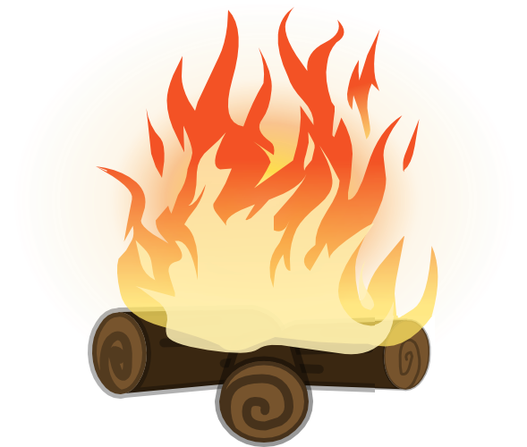 picture royalty free download Bonfire clipart signal fire. Campfire transformice wiki fandom