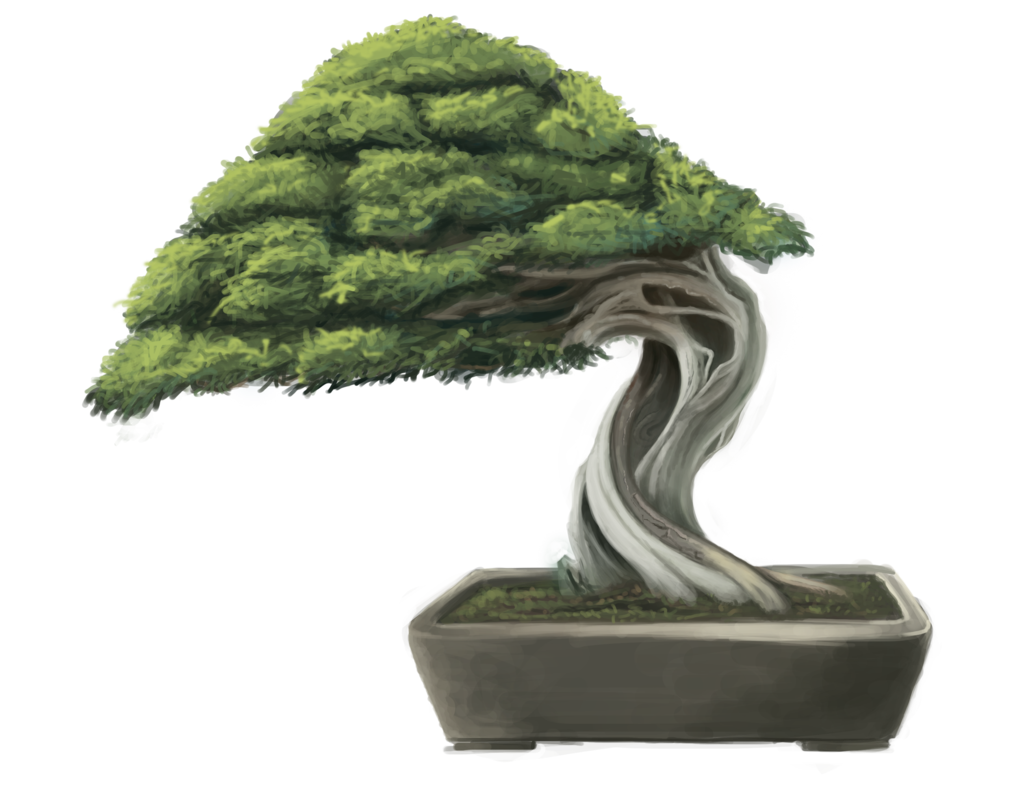png black and white download Bonsai Tree by minums on DeviantArt