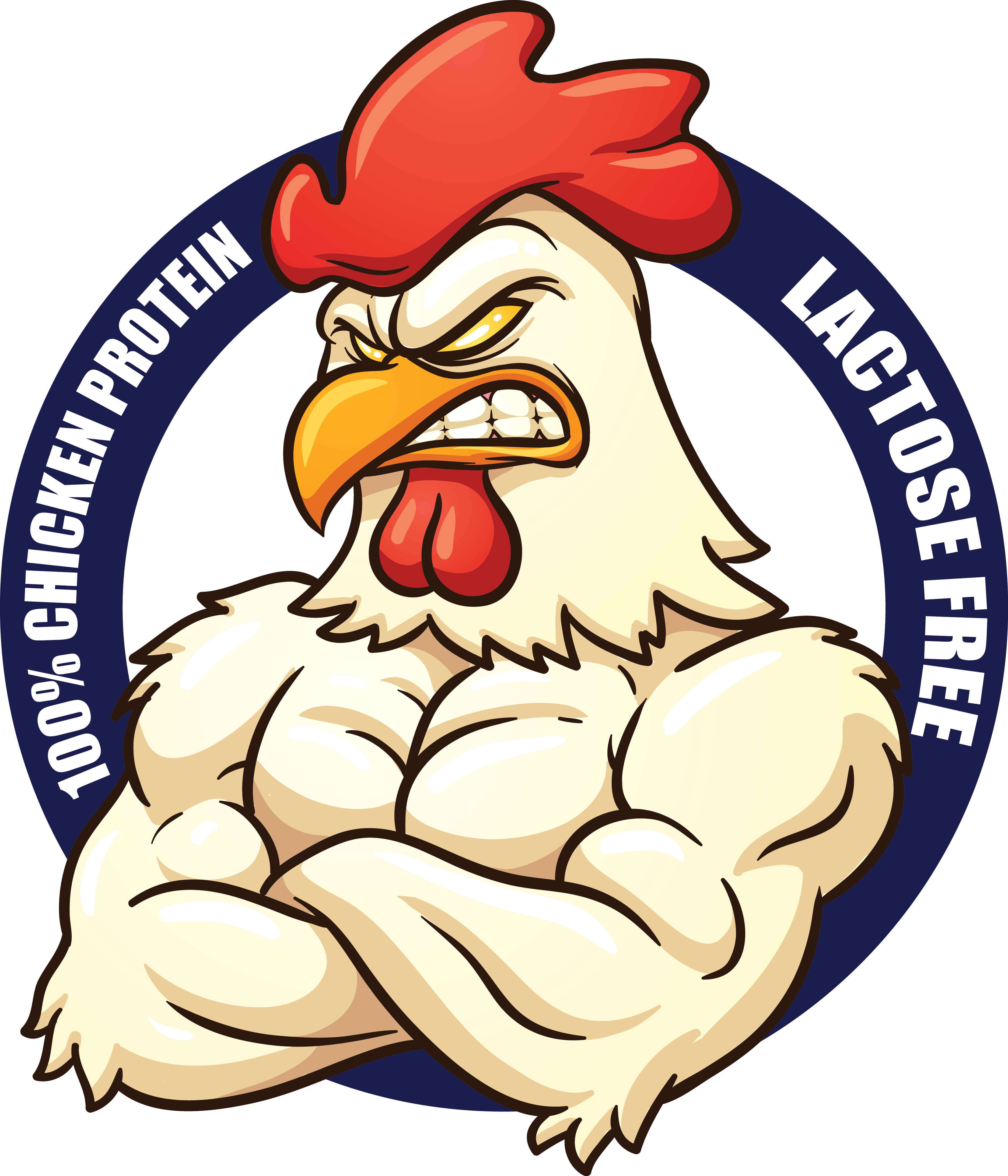 clip royalty free stock Chicken drawing at getdrawings. Breast clipart cartoon