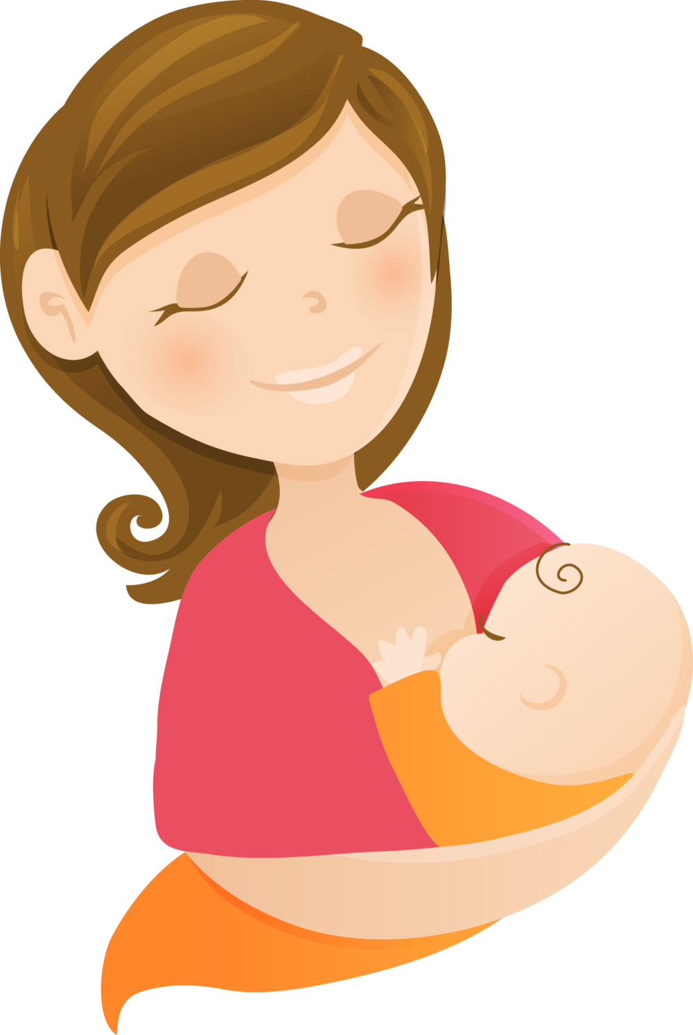 clip freeuse Breastfeeding blues bliss consultant. Breast clipart lactation