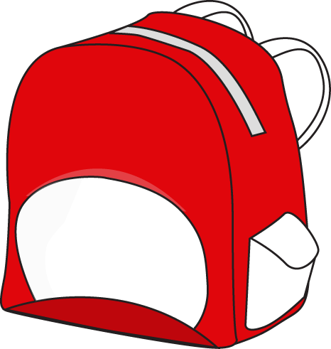 clipart free stock Backpack Clipart at GetDrawings