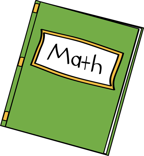 jpg royalty free download Clip art images math. Book clipart