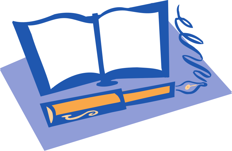 clip free library Book clipart blue. Free graphics of books