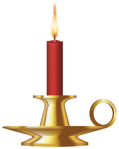 clipart transparent Book clipart candle. Red png clip art