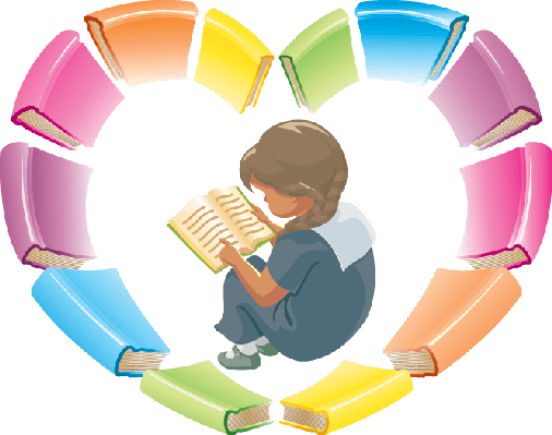 picture transparent stock Book clipart rating. Love reading books the